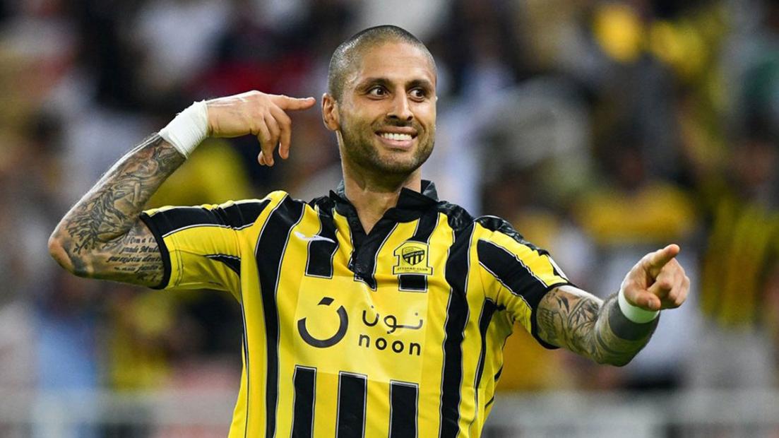 لا يزال الأمر عالقًا بين الاتحاد واللاعب المغربي تطور جديد في قضية الاتحاد مع داكوستا