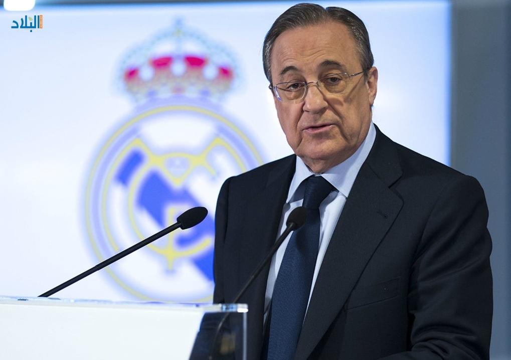 تسريبات بيريز رئيس ريال مدريد