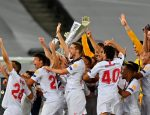 إشبيلية بطلًا لمسابقة الدوري الأوروبي