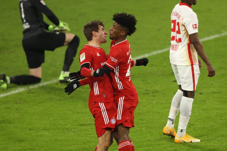 بايرن ميونيخ يتعادل أمام لايبزيج 3-3