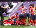 أتلتيكو مدريد بطل الليغا