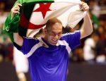 أعمال خيرية لزيدان في الجزائر