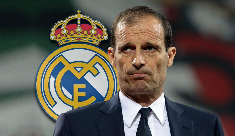 أليغري يقترب من تدريب ريال مدريد