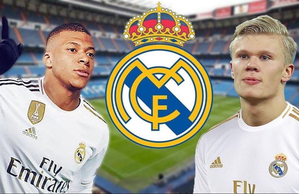 ريال مدريد يوقف مفاوضاته مع مبابي وهالاند