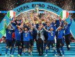 أسدل الستار على منافسات كأس أمم أوروبا 2020 بفوز إيطاليا باللقب للمرة الثانية في تاريخها على حساب إنجلترا، ونرصد لكم أفضل أهداف الدورة.