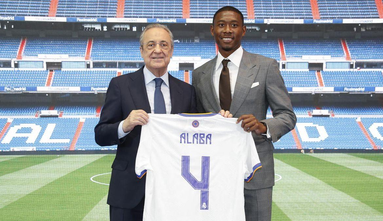 """ديفيد ألابا بالرقم """"4"""".. هل أهان ريال مدريد راموس؟"""