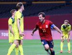 طوكيو 2020: إسبانيا تنهي عقدة 21 عامًا من التهديف الأوليمبي