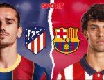 صفقة تبادلية بين برشلونة وأتلتيكو مدريد