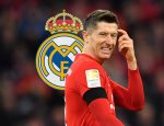 ليفاندوفسكي يريد الانتقال إلى ريال مدريد